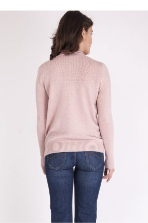 Short jumper model 93895 MKM