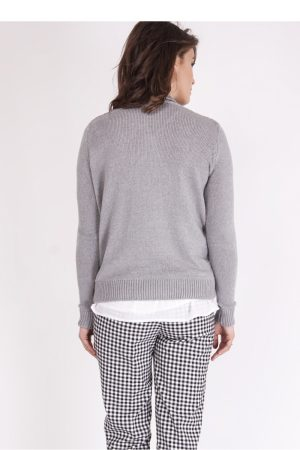 Short jumper model 93897 MKM