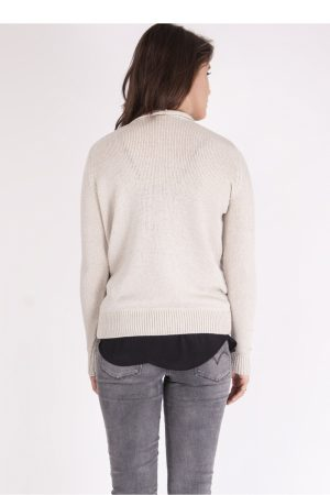 Short jumper model 93899 MKM