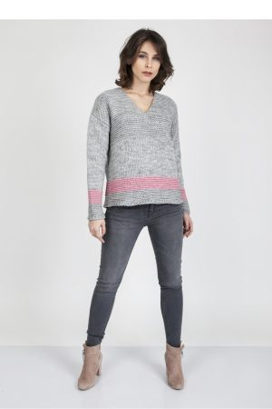 Jumper model 93921 MKM
