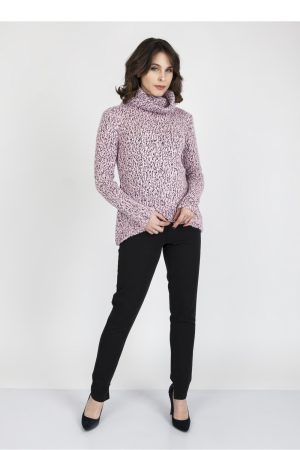 Turtleneck model 94038 MKM