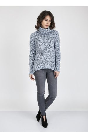 Turtleneck model 94039 MKM