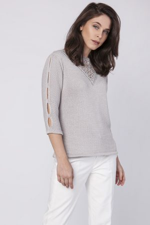 Jumper model 113616 MKM