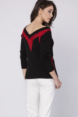 Jumper model 113642 MKM