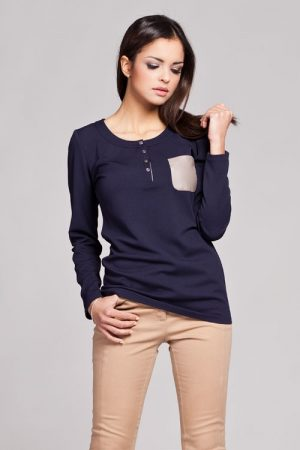 Blouse model 27978 Figl
