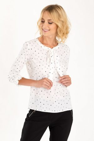 Blouse model 120650 Greenpoint