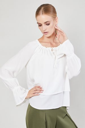 Blouse model 120895 Click Fashion