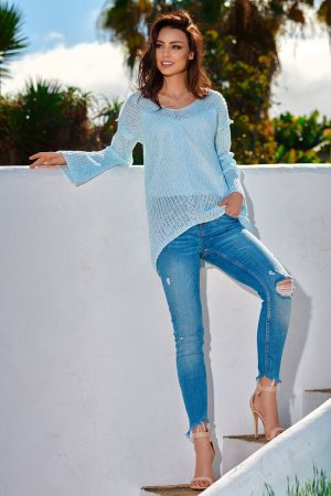 Jumper model 120901 Lemoniade